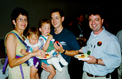 1998 Siggraph Graphics Reunion Unc Ch Computer Science