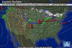 Weather Channel Us Map.Prototype Weather Channel