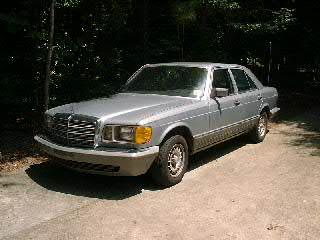 Mercedes 300SD