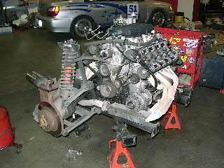 Ferrari Mondial repair notes on